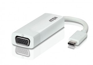 ATEN Adapter USB-C do VGA